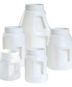 set van 5 OilSafe drums met verschillende inhoudsmaten
