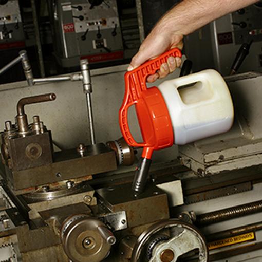 Oil Safe schenkkan met tuit mini