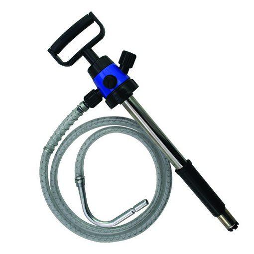 OilSafe premium pomp blauw