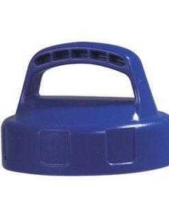 OilSafe afsluitdeksel blauw