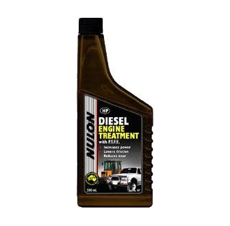 flacon hp diesel motor behandeling ook voor hydraulische systemen