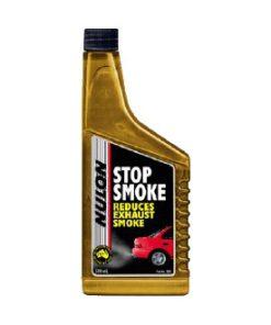 flacon stop rook vermindert uitstoot van uitlaatgassen