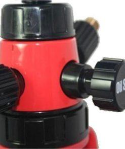 Plaatje micro filter in een OilSafe premium pomp