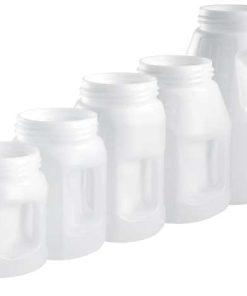 Plaatje van alle OilSafe drums als basis voor het OilSafe systeem