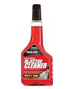 fles met nulon petrol injecter cleaner benzine PIC
