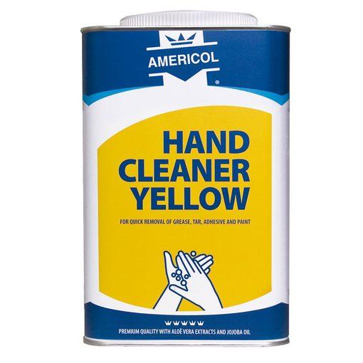 blik met garagezeep handclaner yellow 4,5 liter