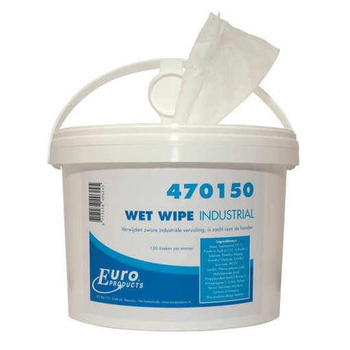 Wet wipe industrial