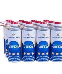 12 spuitbussen extreme pressure grease