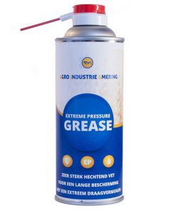 spuitbus extreme pressure grease zeer sterk hechtend vet