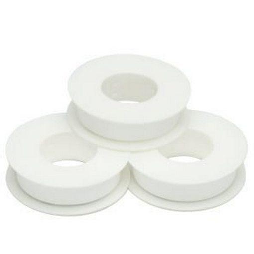 drie rolletjes teflon tape ptfe