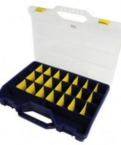 opengeslagen assortimentskoffer merk Tayg
