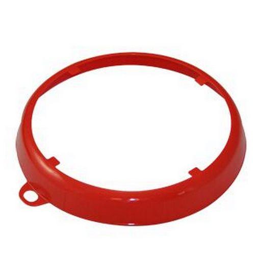 Label Safe drumring voor Oil Safe systeem met bijpassende kleurcodes
