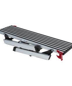 ingeklapt aluminium werkplatform