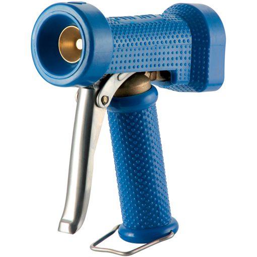 Extreem robuuste waterpistool blauw