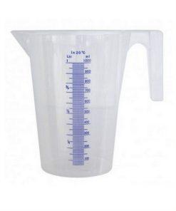 kunststof maatbeker inhoud 1 liter