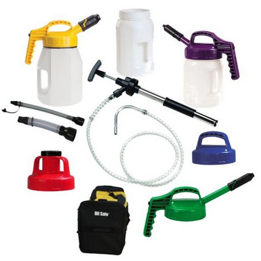 complete set Oil Safe producten