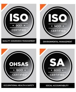 Groz certificaten kwaliteit en duurzaam maken van vetspuit