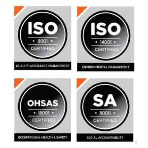 Groz certificaten kwaliteit en duurzaam