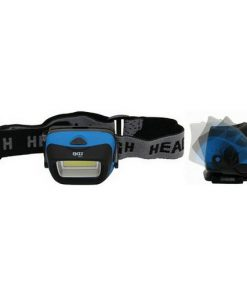 verstelbare hoofdlamp