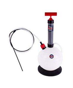olie extractor met vacuumpomp