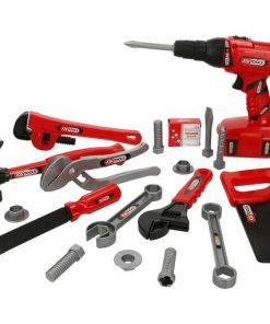speelgoed gereedschapsset voor kinderen van het merk KS Tools