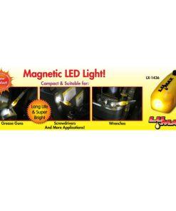 overzichtsfoto van verschillende toepassingen van lumax led licht