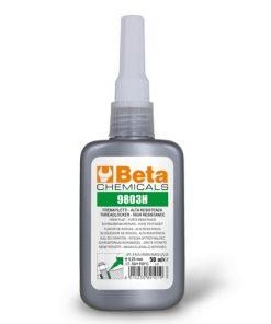 flacon van 50 ml schroefdraad borgmiddel hoge sterkte