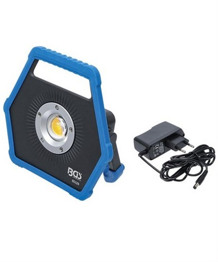 cob-led werklamp van 30 watt draadloos met oplader