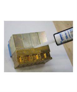 weicon siliconen A transparant in gebruik